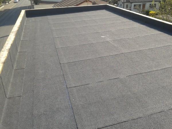 Étanchéité toit plat